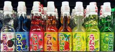The Panther Page : Ramune – A Playful Soda