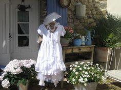 La robe de Mariée - les chiffons de pucerone