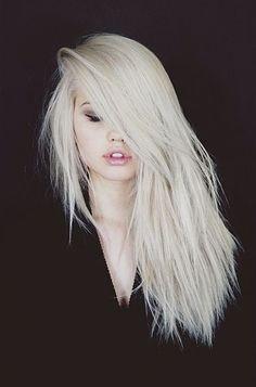 perfect ice blonde