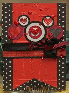 Life of a BZscrapper, CTMH La Vie En Rose, Atlantic Hearts Sketch Challenge, Valentine's