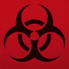 Name: 'Crocheting : biohazard symbol afghan graph pattern Hazard Symbol, Halloween Stencils, Desenho Tattoo, Stencil Templates, Stencil Art, Tattoo Stencils, Drawing Stencils, Stenciling, Silhouette Cameo
