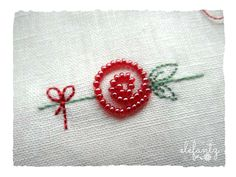 (10) Name: 'Embroidery : Beaded Roses - free design