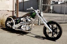 West Coast Choppers - Bikes