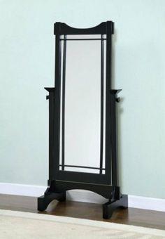 Powell Furniture - Mission Black Cheval Mirror - 295-773 by Powell Furniture, http://www.amazon.com/dp/B001LIN5X4/ref=cm_sw_r_pi_dp_QGiDqb0QHTPSQ