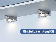 LED Unterbauleuchte Chara | Nordsee Küchen