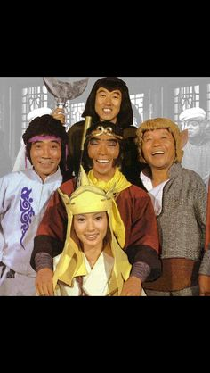 Monkey Magic TV show. I used to watch this with my mom & brothers after school. Monkey Magic is one of the many adaptations of one of China's 4 greatest literary works called 'Journey to the West'. 1970s Childhood, My Childhood Memories, Magic Memories, Memories Box, Great Tv Shows, Old Tv Shows, Plus Tv, Journey To The West, Vintage Tv