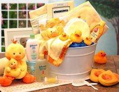 Duck gift basket ideas