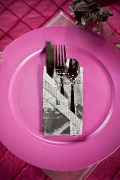 This is a cool silverware ideas but might be to much work.