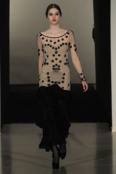 ♥♥♥ Edwardian - updated ~ by Alice Temperley (London Fashion Week, FW 2011)