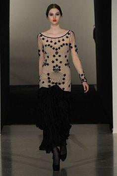 ♥♥♥ Edwardian - updated ~ by Alice Temperley (London Fashion Week, FW 2011)