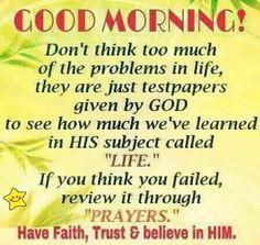 Inspirational Morning Prayers, Blessed Morning Quotes, Morning Blessings, Monday Blessings, Blessed Sunday, Good Morning Beautiful Quotes, Good Morning Good Night, Good Morning Quotes, Good Morning Messages