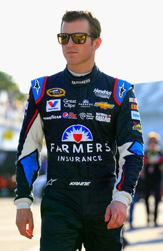 Kasey Kahne - Daytona International Speedway: Day 6