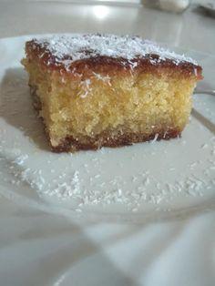 Greek Pastries, Raisin Recipes, Greek Sweets, Greek Recipes, Vanilla Cake, Recipies, Food And Drink, Dishes, Desserts