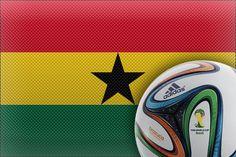 Gana na Copa 2014