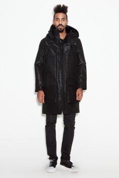 Coats, Classic and Black on Pinterest