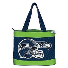 "Officially Licensed ""Choose Your Team"" NFL Tote Bags"