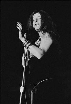 Janis Joplin, Woodstock, NY 1969   Rowland Scherman