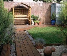 DIY Garden Design – the basic elements and some ideas - Decoration 4 Garden Ideas Uk, Herb Garden Design, Garden Design Plans, Diy Garden, Garden Path, Shade Garden, Path Design, Deck Design, Herbs Garden