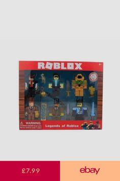 ROBLOX Core Figurine Pack-Emerald Dragon Master 6Yrs NEUF