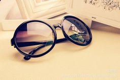 2014 Sale Adult Black New Vintage Retro Metal Round Frame Sunglasses Reflective Fashion Brand Designer Sun Glasses Oculos De Sol