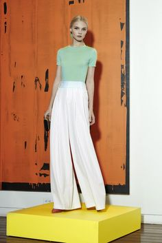 Alice + Olivia Resort 2016 - Collection - Gallery - Style.com