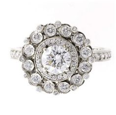 Wow!  4 Super-Unique Engagement Rings That I Can't Stop Staring At