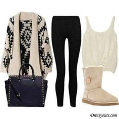#winter outfit minus the bag