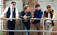 Mumford and Sons cancel festival shows in Denmark and Sweden.