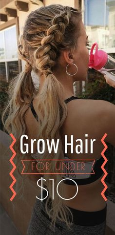 Easy Effective Way to Grow Your Hair Longer & Stronger