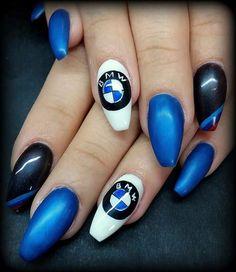 -ℛℰ℘i ℕnℕD von Averson Automotive Group LLC – Fingernägel - NailiDeasTrends Swag Nails, Fun Nails, Oval Shaped Nails, Lace Nails, Nail Polish Art, Crazy Nails, Dream Nails, French Tip Nails, Gel Nail Designs