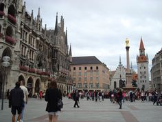 Munich, Germany... make sure you visit Munich's Residence Palace, and enjoy a festive meal at the original Hofbrauhaus.
