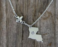 Love this hand stamped necklace!!