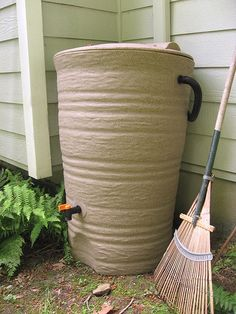rain barrels home depot | Even home depot and lowes are carrying great varieties of rain barrels ...