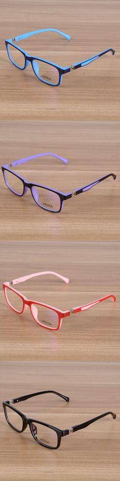 Kids Eyeglasses Children Unbreakable TR90 Glasses Frame Optical Prescription Eyewear Frames Girls Boys Purple Patchwork Glasses
