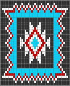 The best DIY projects & DIY ideas and tutorials: sewing, paper craft, DIY. Seed Bead Patterns, Crochet Stitches Patterns, Crochet Chart, Beading Patterns, Embroidery Patterns, Cross Stitch Patterns, Quilt Patterns, Native Beadwork, Native American Beadwork