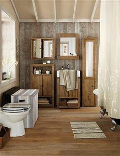 Salisbury in the Bathroom