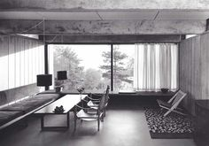 Friis & Moltke - Knud Friis House, Brabrand, Denmark (1958)