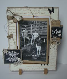 National Scrapbooking Day - Cadre