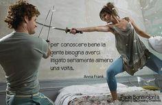 L'atteggiamento di una persona verso il conflitto dipende delle esperienze di conflitto avute.