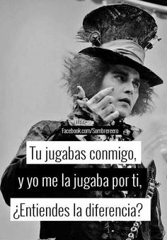 Frases White Things type r white color code Frases Top, Triste Disney, Vegvisir, Sad Love, Spanish Quotes, Johnny Depp, Sentences, Me Quotes, Quotes Amor