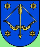 стародавній герб Полтави затверджений Богданом Хмельницьким