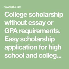 list of scholarships without essays Ali g anti abortion essay extended essay criteria may 2018 kadi sarva vishwavidyalaya admissions essay research paper on gender discrimination in the workplace usage periodontal research paper movie how to write an essay for college scholarships university cell size lab conclusion essay.