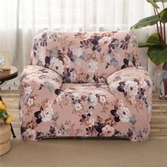 Aliexpress One Two Three Four Seat Reactive Print Design For Sofa Cover Stretch Protector Pretty Fl Elastic 4 Seasons From