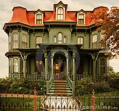 Over 330 Different Victorian Homes http://www.pinterest.com/njestates1/victorian-homes/ …