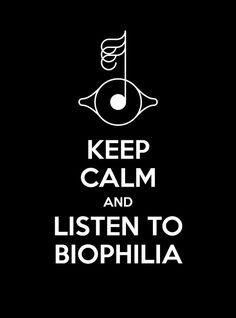 #Björk #Biophilia