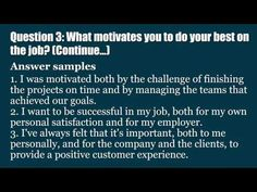 Interview questions and answers ebook: Other useful interview materials: - Free Ebook 75 Common Interview Questions and Answers: - Top 10 interview secrets to win every job interview: - 13 types of interview questions and how to deal Retail Interview Questions, Management Interview Questions, Job Interview Preparation, Interview Skills, Interview Questions And Answers, Job Interview Tips, Job Interviews, Job Career, Career Advice