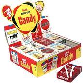 Cigarette Candy Packs: 24-Piece Box