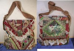 This is a step by step tutorial on how Susie Wolfe and I made our BoHo bags.... If I don't explain something well enough or you feel I have...