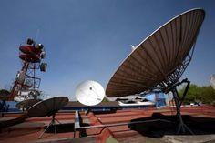 Antenas de telecomunicaciones. Foto: Marco Antonio Cruz