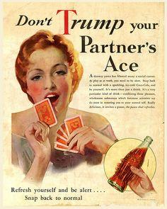 Coca Cola 1933